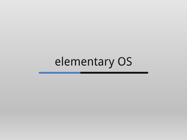 Elementary Os distribution